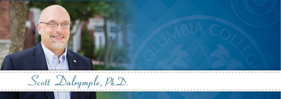 Columbia College inaugurates its 17th president