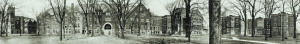 The college in the 1920s.