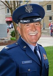 "Colonel David ""Mike"" Randerson"