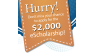 Apply today for the eScholarship: deadline is August 5