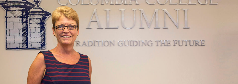 Merrifield values relationships as new Alumni Relations director