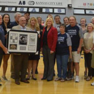 Volleyball wins big after honoring Wrye-Washington