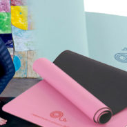 Building schools with yoga mats: the story of Ashley Celey-Butlin