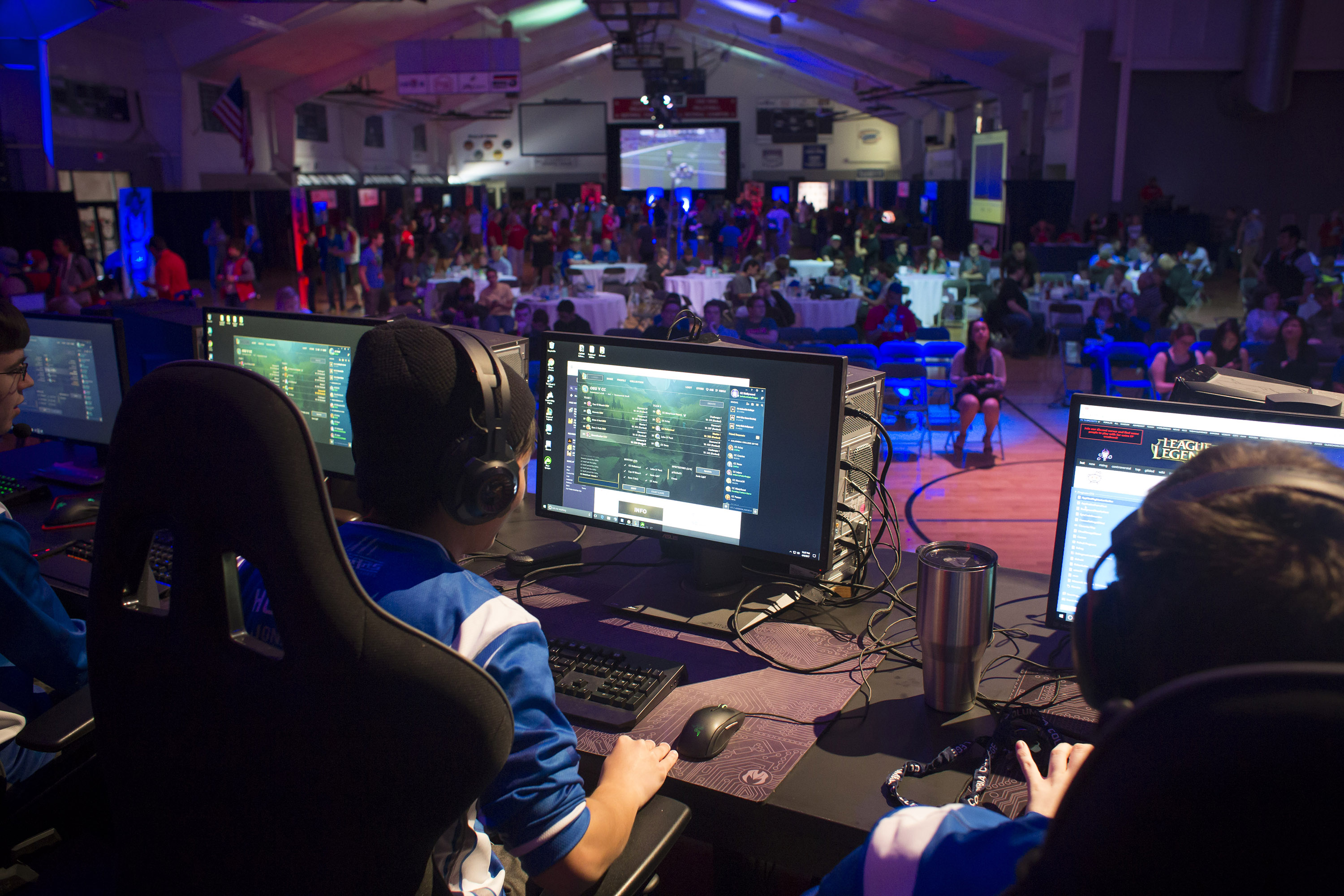 Midwest Campus Clash and Gaming Expo to feature top collegiate eSports teams in U.S.