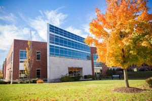 main campus fall photo