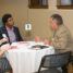 Speed Networking helps students make connections