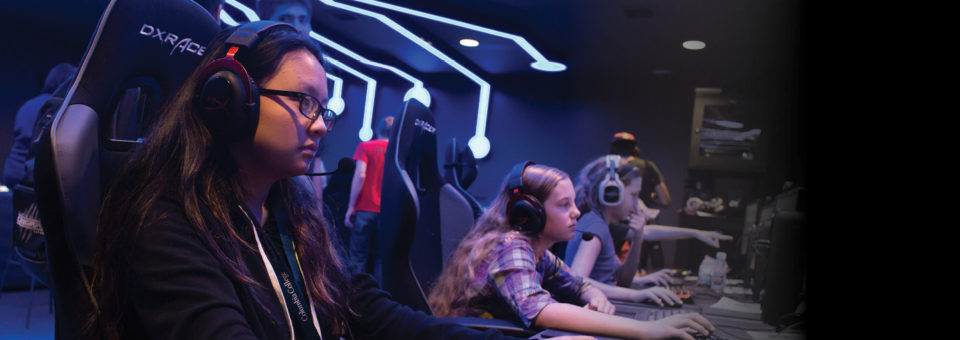 'Girls Who Game' event makes connections through cooperative gaming