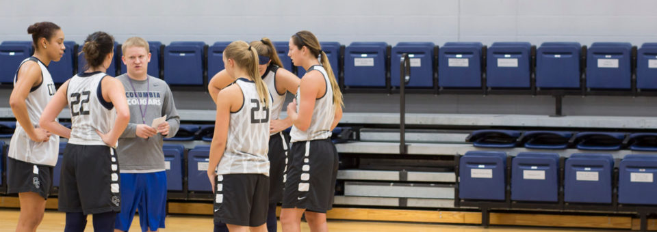 Coach Taylor Possail brings new energy to Cougars women's hoops