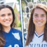Student-Athlete Spotlights – Gabriela Walton and Laurie Frew