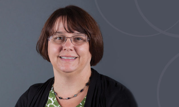 Main Campus Faculty Spotlight: Dr. Peggy Wright