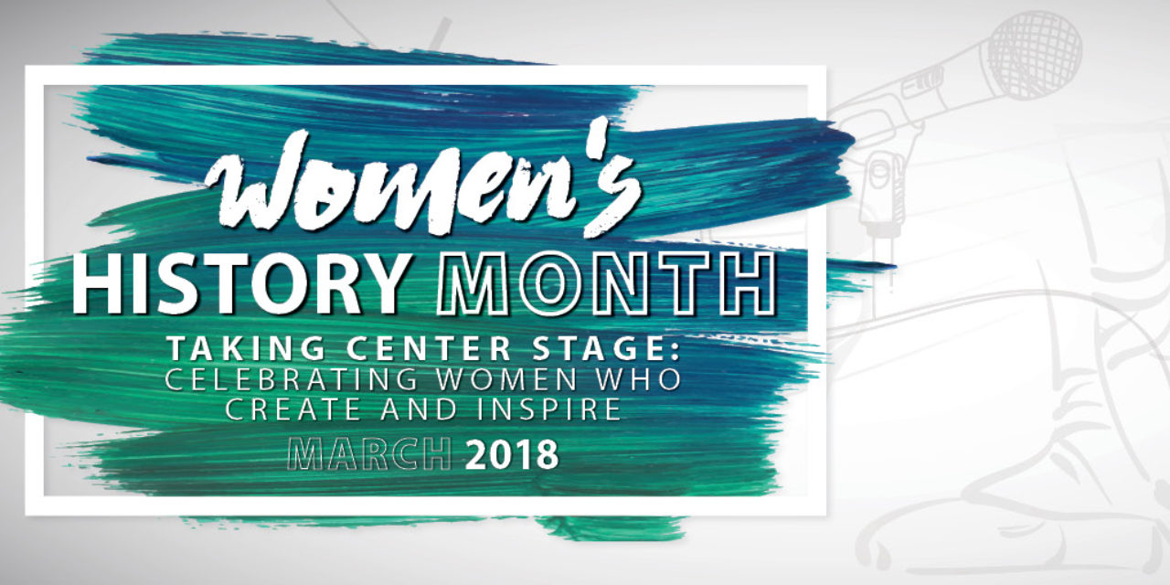 Columbia College celebrates Women's History Month