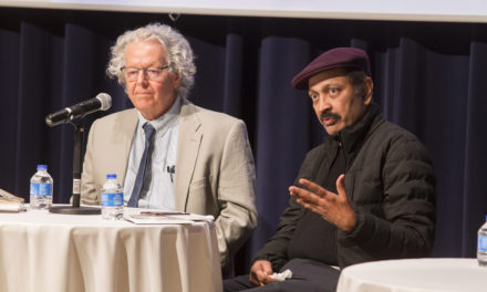 Schiffman Ethics Lecture focuses on matters of the brain