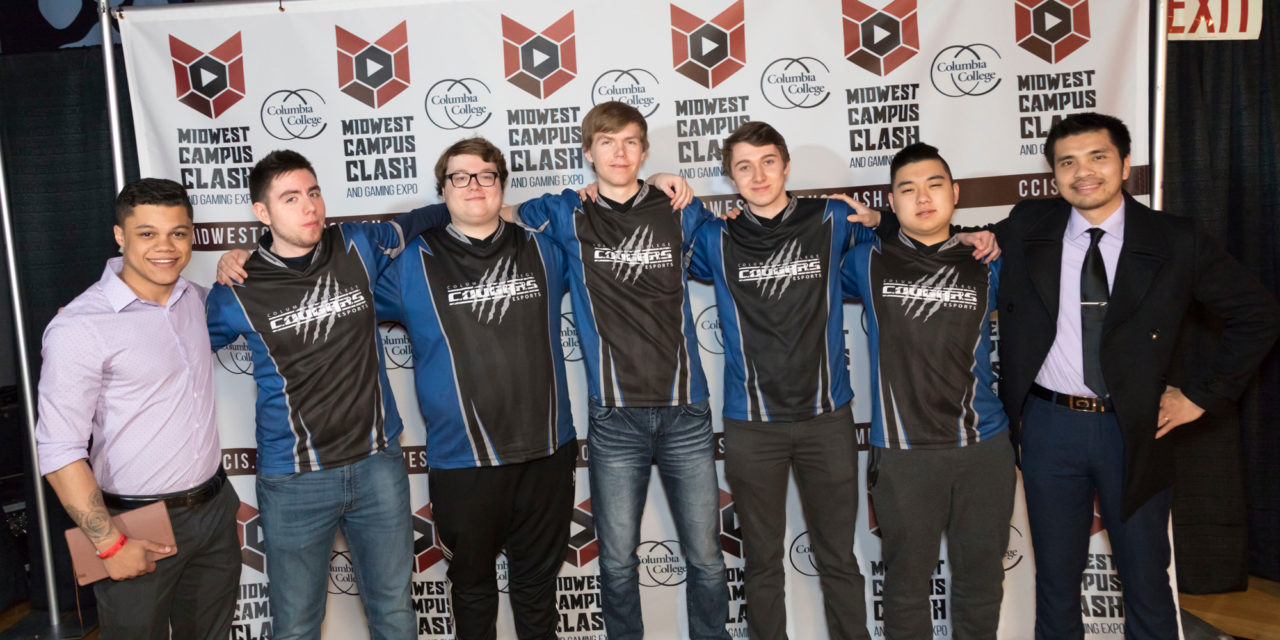 Cougar eSports to compete in League of Legends Collegiate Championships