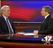 """Dr. Terry Smith appears on KMIZ's """"This Week"""" to talk politics"""