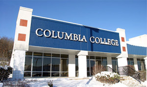 Columbia College new location in Waynesville, Mo