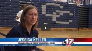 Coach Jessica Keller