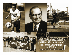 Athletic Hall of Fame Class of 2014