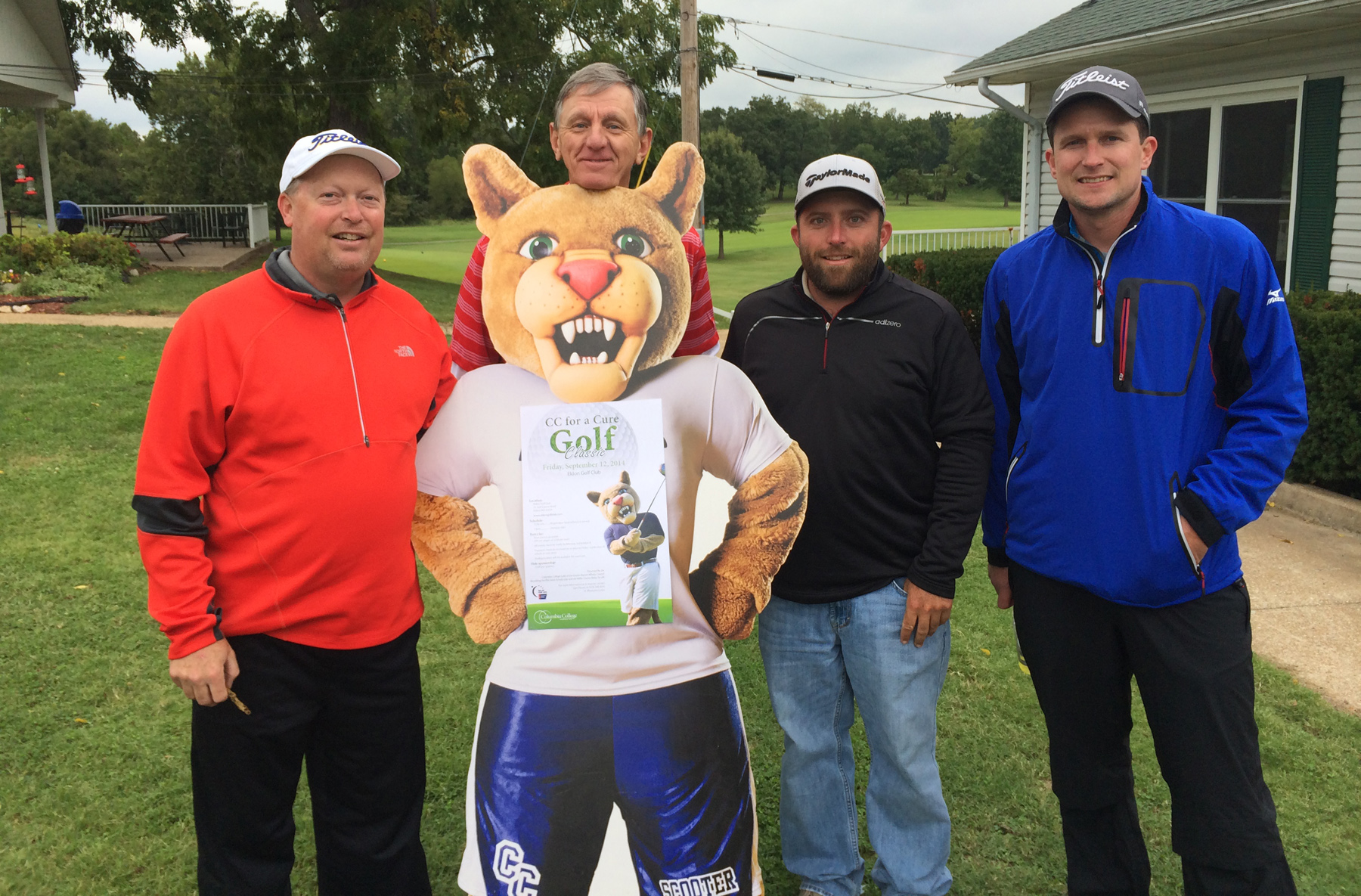 'CC for a Cure' golf tourney raises $2,000 for scholarships and Relay for Life
