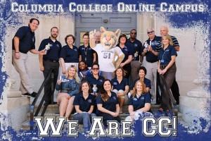 Online campus college colors