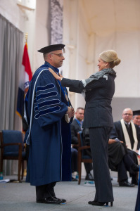 Columbia College Presidential Inauguration
