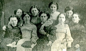 Class of 1854