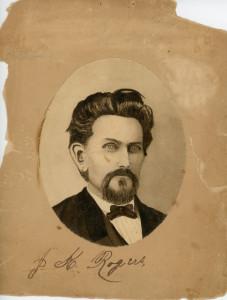 President Rogers, 1858-1877