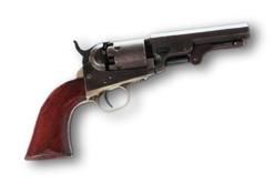 President Roger's Colt revolver