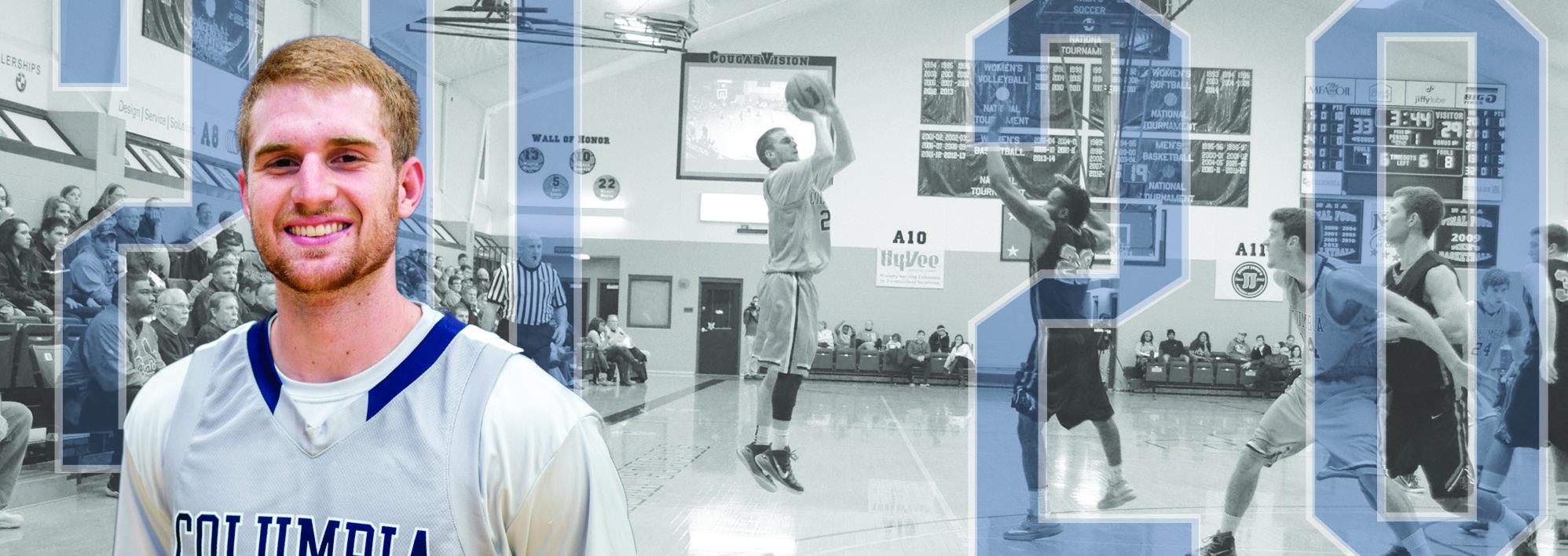 Men's basketball standout Tanner Sutton featured in Kansas City Star