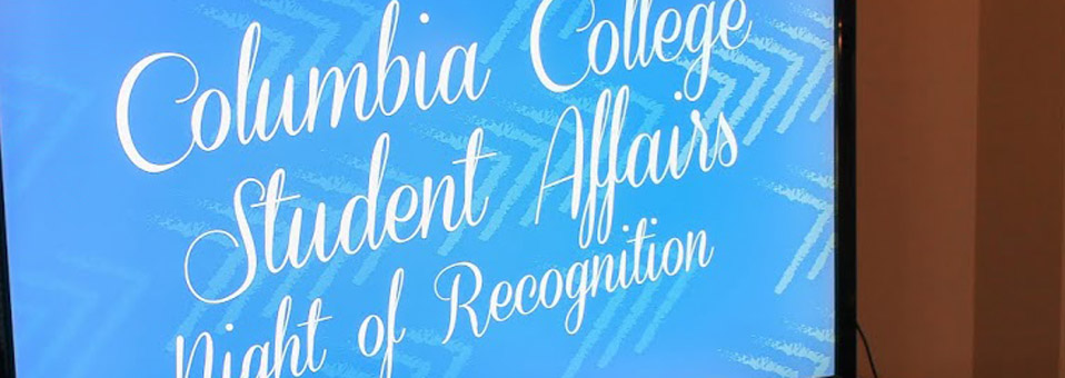 """Night of Recognition"" highlights student accomplishments"