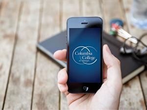 columbia college mobile app