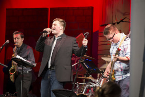 Providence Road performs with Logan Moore on lead vocals.