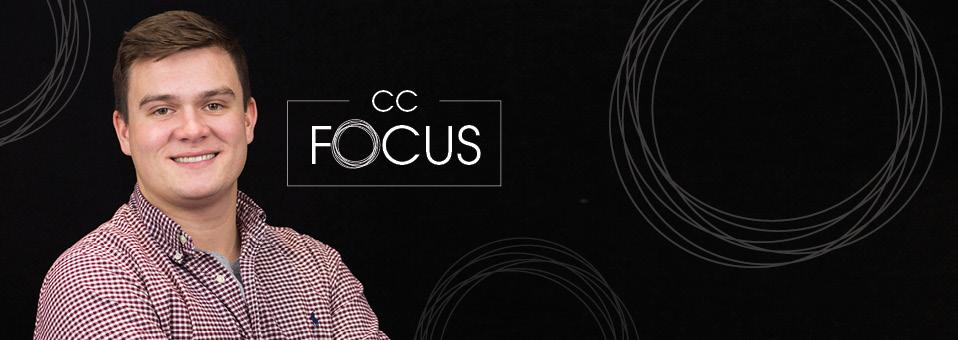 CC Focus: Chase Barnes '16