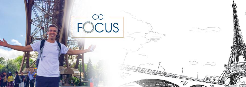 CC Focus: Zach Rockers '15, '16