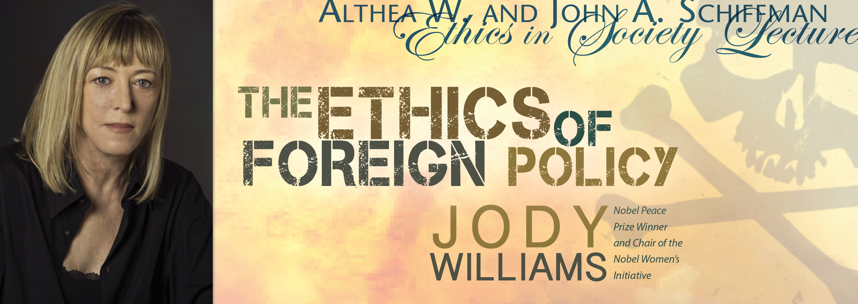 Nobel Prize winner to give Schiffman Ethics lecture March 8
