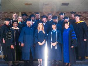 Graduation photo May 2017