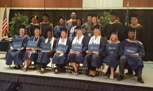 mesquite graduation