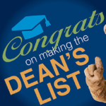 Summer Semester 2019 Dean's List announced