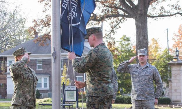 Celebrating Veterans Week: Sharing His Story
