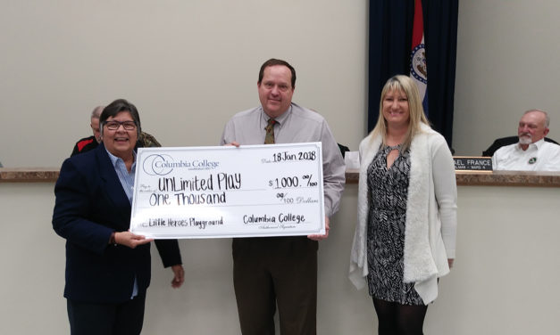 Ft. Leonard Wood location donates to local organizations