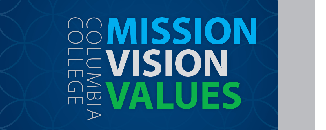Dalrymple introduces new mission, vision and values statements