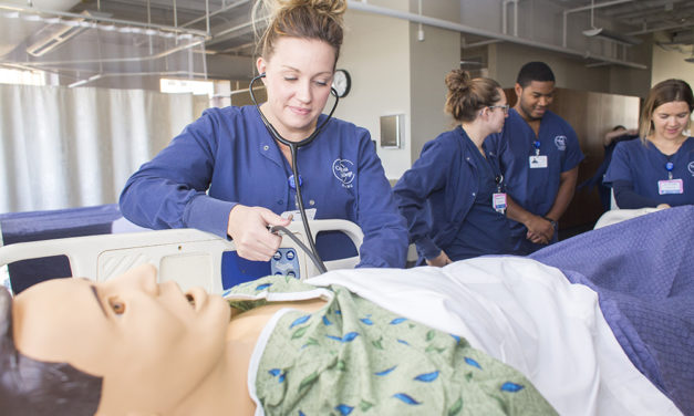 Lake Regional Health System and Columbia College expand partnership