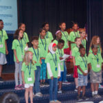 "Fifth-graders perform ""This is Me"""