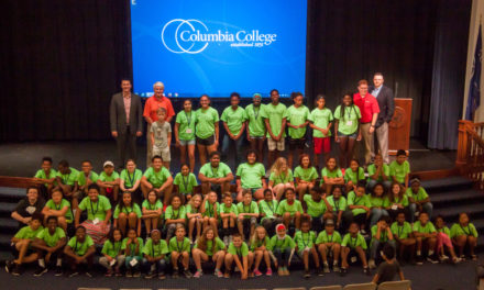 Summer Expeditions provides glimpse at college life for CPS students