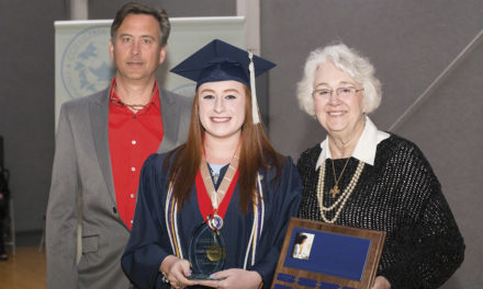 New award established to recognize exceptional female graduate