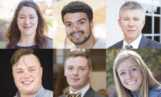 New alumni ready to shine