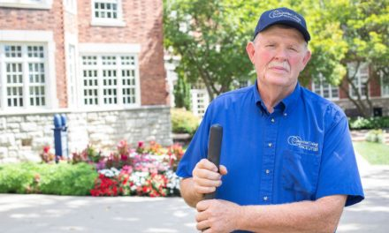 Innes leaves legacy in college's landscape
