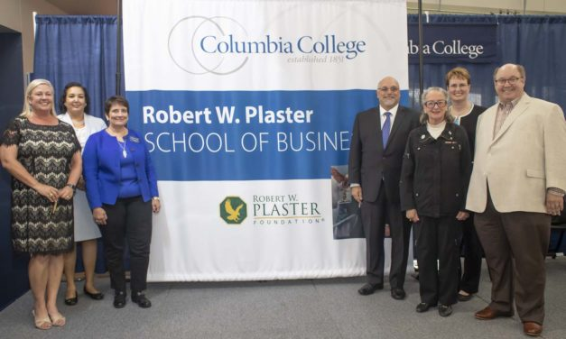 Columbia College announces naming of School of Business
