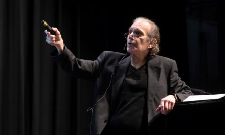 Alioto returns to campus for Schiffman lecture