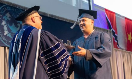Celebration and reflection themes of Fall 2019 commencement ceremony