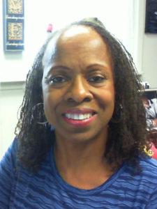 Gina Brown, Fort Worth senior academic advisor I